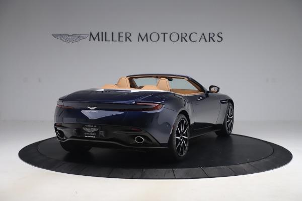 New 2020 Aston Martin DB11 Volante Volante for sale $248,326 at Maserati of Greenwich in Greenwich CT 06830 6
