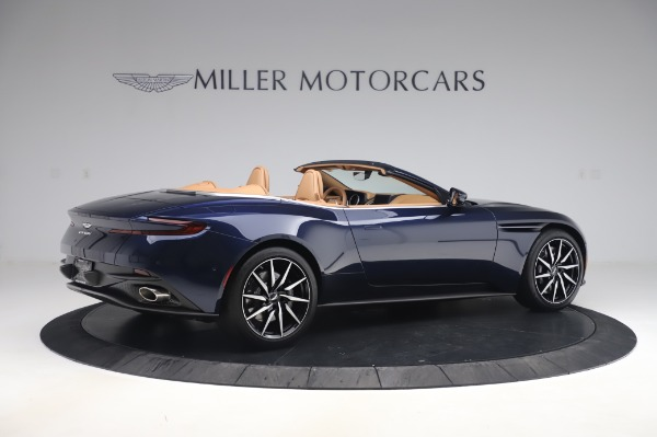 New 2020 Aston Martin DB11 Volante Volante for sale $248,326 at Maserati of Greenwich in Greenwich CT 06830 7