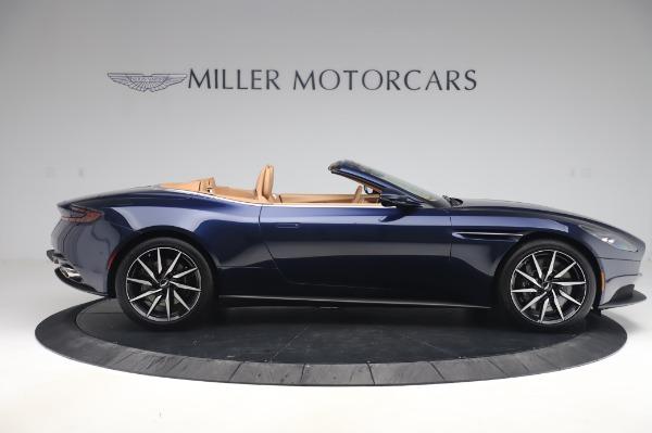 New 2020 Aston Martin DB11 Volante Volante for sale $248,326 at Maserati of Greenwich in Greenwich CT 06830 8
