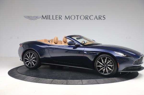 New 2020 Aston Martin DB11 Volante Volante for sale $248,326 at Maserati of Greenwich in Greenwich CT 06830 9
