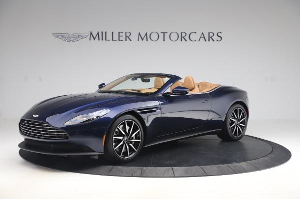 New 2020 Aston Martin DB11 Volante Volante for sale $248,326 at Maserati of Greenwich in Greenwich CT 06830 1