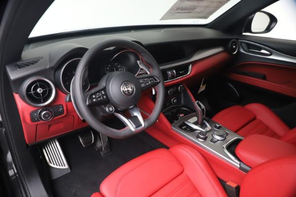 New 2020 Alfa Romeo Stelvio Ti Sport Q4 for sale Sold at Maserati of Greenwich in Greenwich CT 06830 16
