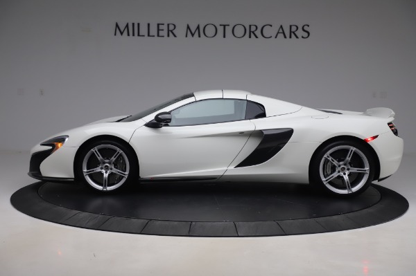 Used 2016 McLaren 650S Spider for sale Sold at Maserati of Greenwich in Greenwich CT 06830 11
