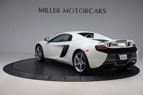 Used 2016 McLaren 650S Spider for sale Sold at Maserati of Greenwich in Greenwich CT 06830 12