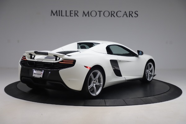 Used 2016 McLaren 650S Spider for sale Sold at Maserati of Greenwich in Greenwich CT 06830 14