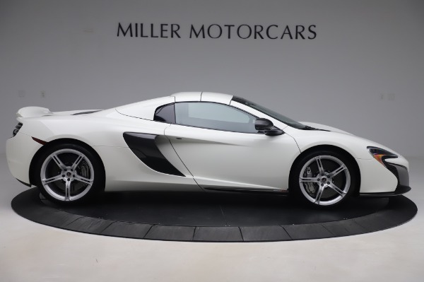 Used 2016 McLaren 650S Spider for sale Sold at Maserati of Greenwich in Greenwich CT 06830 15