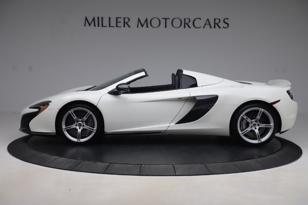 Used 2016 McLaren 650S Spider for sale Sold at Maserati of Greenwich in Greenwich CT 06830 2