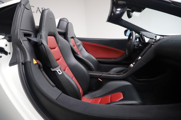 Used 2016 McLaren 650S Spider for sale Sold at Maserati of Greenwich in Greenwich CT 06830 22