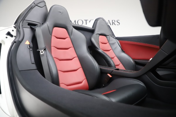 Used 2016 McLaren 650S Spider for sale Sold at Maserati of Greenwich in Greenwich CT 06830 23