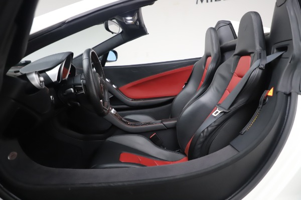 Used 2016 McLaren 650S Spider for sale Sold at Maserati of Greenwich in Greenwich CT 06830 24