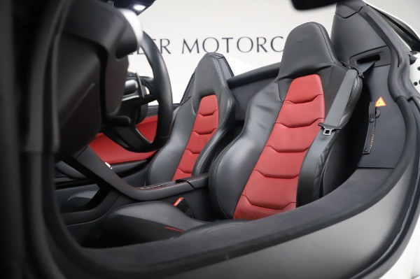 Used 2016 McLaren 650S Spider for sale Sold at Maserati of Greenwich in Greenwich CT 06830 25