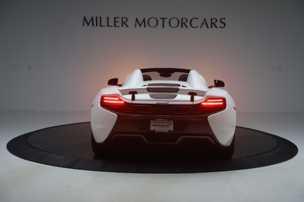 Used 2016 McLaren 650S Spider for sale Sold at Maserati of Greenwich in Greenwich CT 06830 4