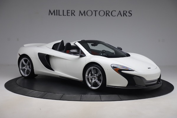 Used 2016 McLaren 650S Spider for sale Sold at Maserati of Greenwich in Greenwich CT 06830 7