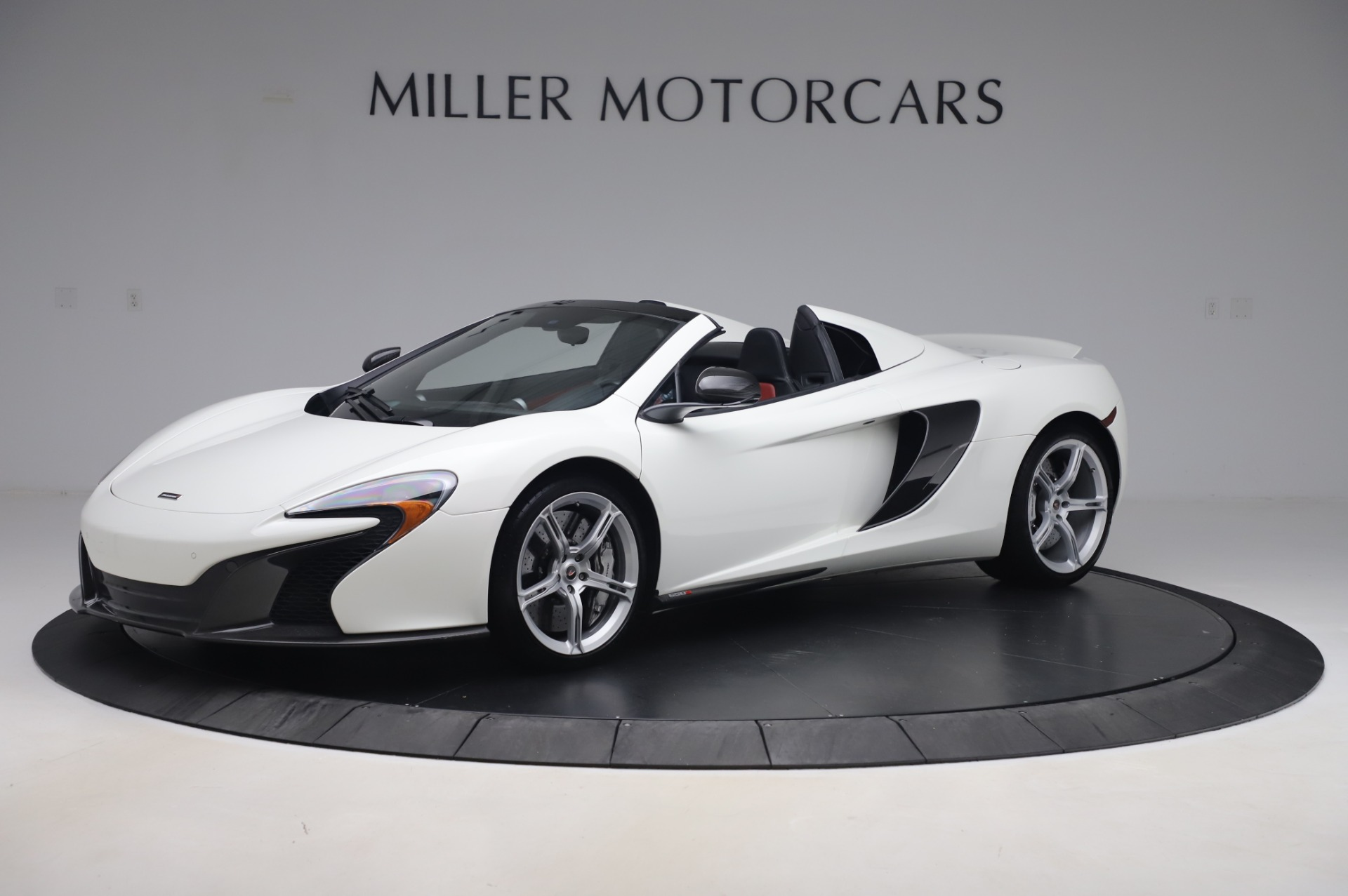 Used 2016 McLaren 650S Spider for sale Sold at Maserati of Greenwich in Greenwich CT 06830 1