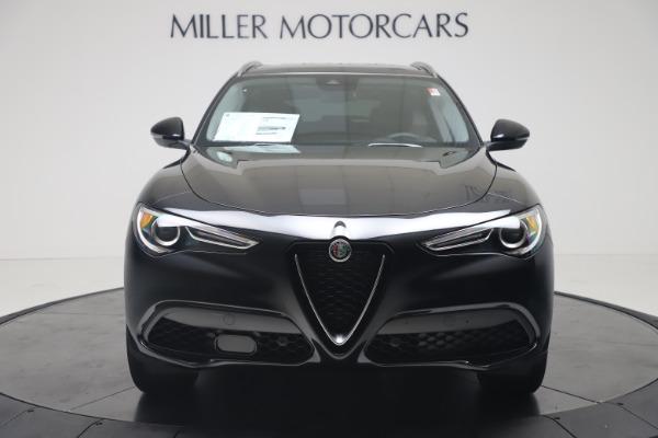 New 2020 Alfa Romeo Stelvio Q4 for sale $49,045 at Maserati of Greenwich in Greenwich CT 06830 12