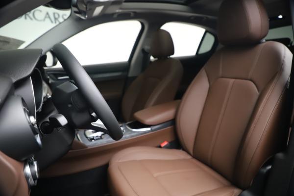 New 2020 Alfa Romeo Stelvio Q4 for sale $49,045 at Maserati of Greenwich in Greenwich CT 06830 14