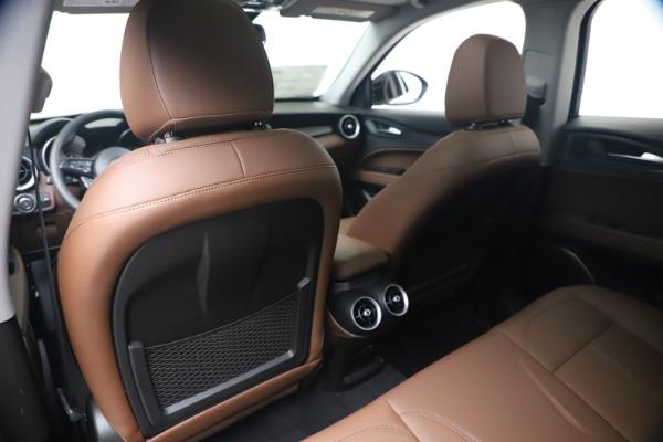 New 2020 Alfa Romeo Stelvio Q4 for sale $49,045 at Maserati of Greenwich in Greenwich CT 06830 19