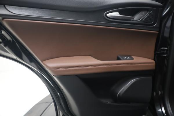 New 2020 Alfa Romeo Stelvio Q4 for sale $49,045 at Maserati of Greenwich in Greenwich CT 06830 20