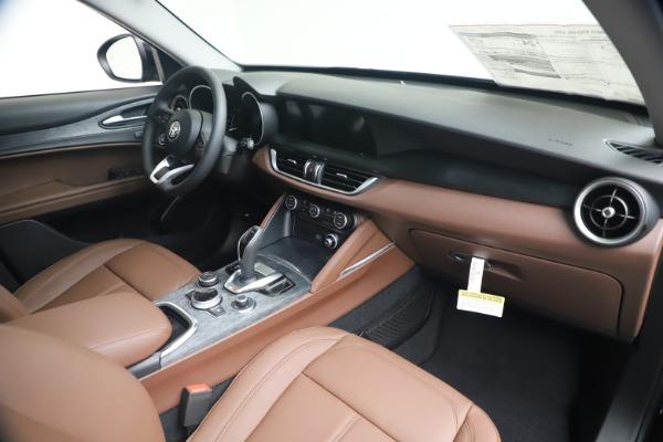 New 2020 Alfa Romeo Stelvio Q4 for sale $49,045 at Maserati of Greenwich in Greenwich CT 06830 23
