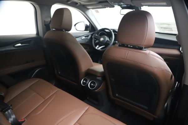 New 2020 Alfa Romeo Stelvio Q4 for sale $49,045 at Maserati of Greenwich in Greenwich CT 06830 27