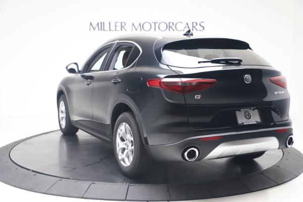 New 2020 Alfa Romeo Stelvio Q4 for sale $49,045 at Maserati of Greenwich in Greenwich CT 06830 5