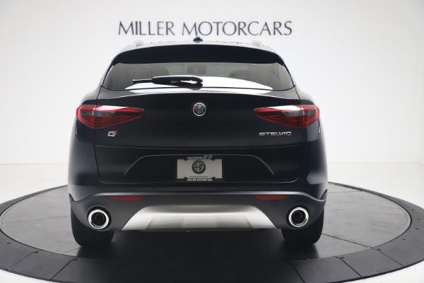 New 2020 Alfa Romeo Stelvio Q4 for sale $49,045 at Maserati of Greenwich in Greenwich CT 06830 6