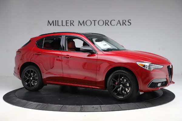 New 2020 Alfa Romeo Stelvio Sport Q4 for sale $50,195 at Maserati of Greenwich in Greenwich CT 06830 10
