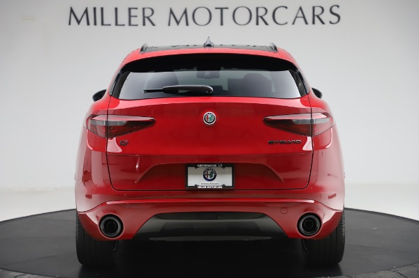 New 2020 Alfa Romeo Stelvio Sport Q4 for sale $50,195 at Maserati of Greenwich in Greenwich CT 06830 6