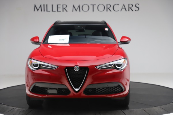 New 2020 Alfa Romeo Stelvio Sport Q4 for sale $50,645 at Maserati of Greenwich in Greenwich CT 06830 12