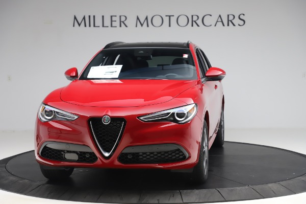 New 2020 Alfa Romeo Stelvio Sport Q4 for sale $50,645 at Maserati of Greenwich in Greenwich CT 06830 1