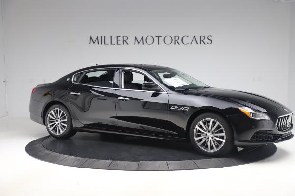 New 2020 Maserati Quattroporte S Q4 for sale $110,999 at Maserati of Greenwich in Greenwich CT 06830 10