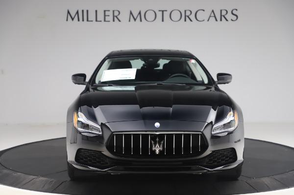 New 2020 Maserati Quattroporte S Q4 for sale $110,999 at Maserati of Greenwich in Greenwich CT 06830 12