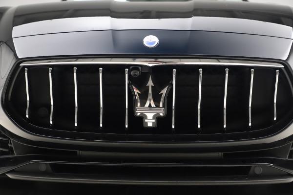 New 2020 Maserati Quattroporte S Q4 for sale $110,999 at Maserati of Greenwich in Greenwich CT 06830 13