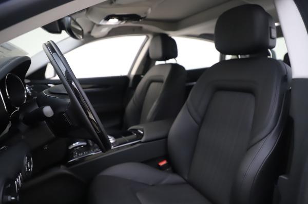 New 2020 Maserati Quattroporte S Q4 for sale $110,999 at Maserati of Greenwich in Greenwich CT 06830 15