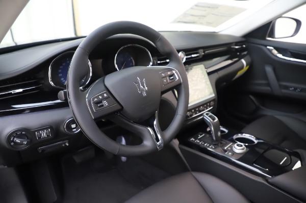 New 2020 Maserati Quattroporte S Q4 for sale $110,999 at Maserati of Greenwich in Greenwich CT 06830 17