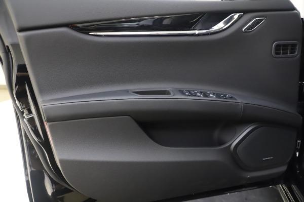 New 2020 Maserati Quattroporte S Q4 for sale $110,999 at Maserati of Greenwich in Greenwich CT 06830 18