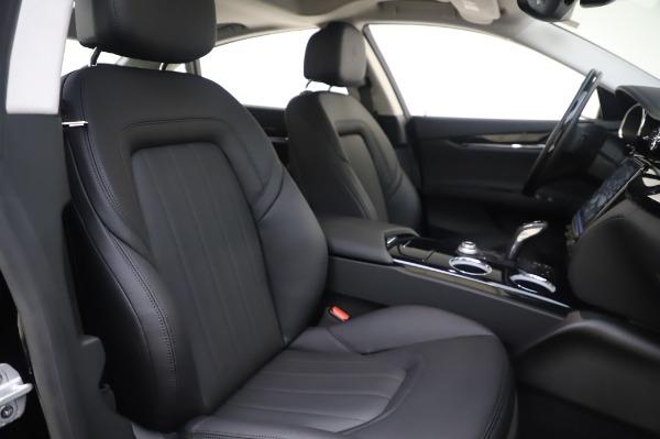 New 2020 Maserati Quattroporte S Q4 for sale $110,999 at Maserati of Greenwich in Greenwich CT 06830 23