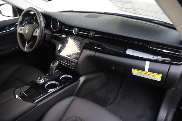 New 2020 Maserati Quattroporte S Q4 for sale $110,999 at Maserati of Greenwich in Greenwich CT 06830 25