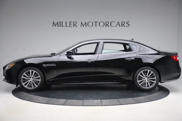 New 2020 Maserati Quattroporte S Q4 for sale $110,999 at Maserati of Greenwich in Greenwich CT 06830 3