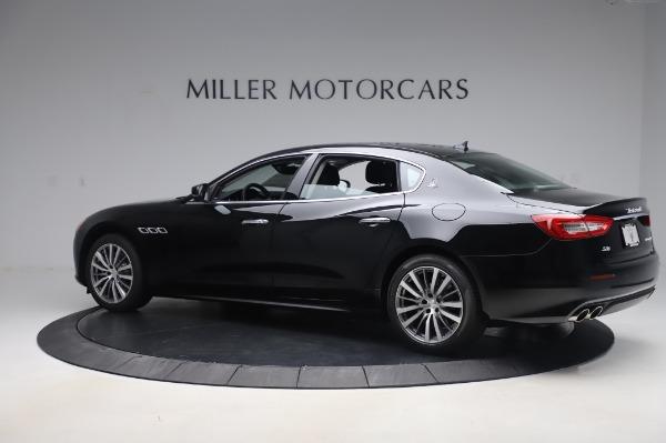 New 2020 Maserati Quattroporte S Q4 for sale $110,999 at Maserati of Greenwich in Greenwich CT 06830 4