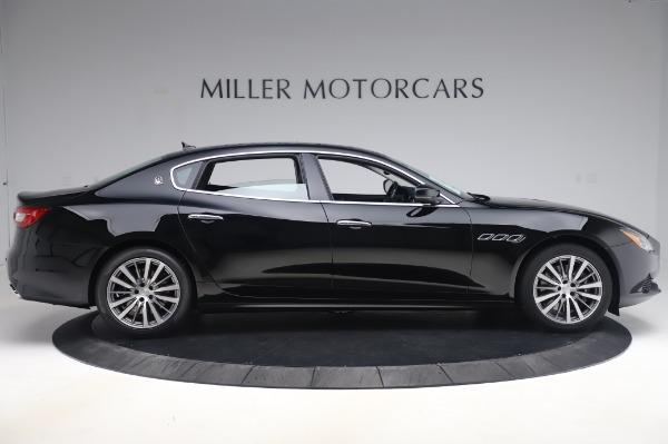 New 2020 Maserati Quattroporte S Q4 for sale $110,999 at Maserati of Greenwich in Greenwich CT 06830 9