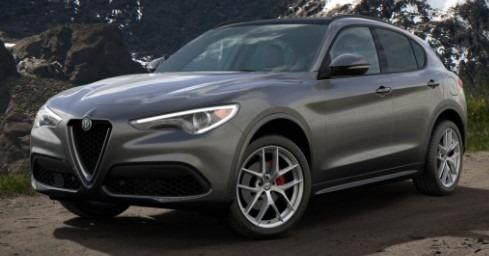 New 2020 Alfa Romeo Stelvio Ti Sport Q4 for sale $55,645 at Maserati of Greenwich in Greenwich CT 06830 1