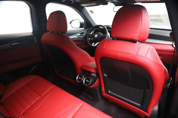 New 2020 Alfa Romeo Stelvio Ti Sport Q4 for sale Sold at Maserati of Greenwich in Greenwich CT 06830 28