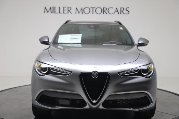 New 2020 Alfa Romeo Stelvio Ti Sport Q4 for sale $53,545 at Maserati of Greenwich in Greenwich CT 06830 12