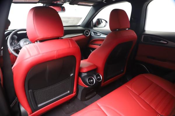 New 2020 Alfa Romeo Stelvio Ti Sport Q4 for sale $53,545 at Maserati of Greenwich in Greenwich CT 06830 20