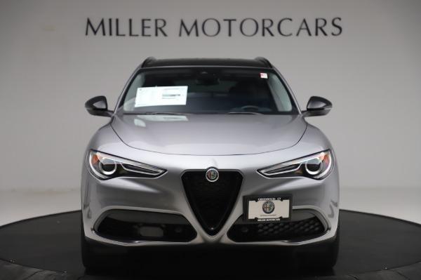 New 2020 Alfa Romeo Stelvio for sale $50,145 at Maserati of Greenwich in Greenwich CT 06830 12