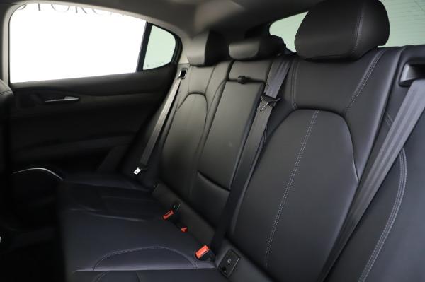 New 2020 Alfa Romeo Stelvio for sale $50,145 at Maserati of Greenwich in Greenwich CT 06830 18
