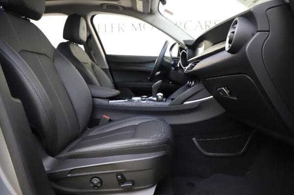New 2020 Alfa Romeo Stelvio for sale $50,145 at Maserati of Greenwich in Greenwich CT 06830 23