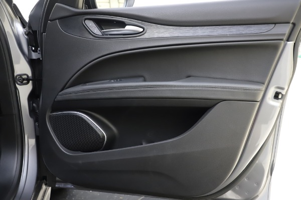 New 2020 Alfa Romeo Stelvio for sale $50,145 at Maserati of Greenwich in Greenwich CT 06830 25