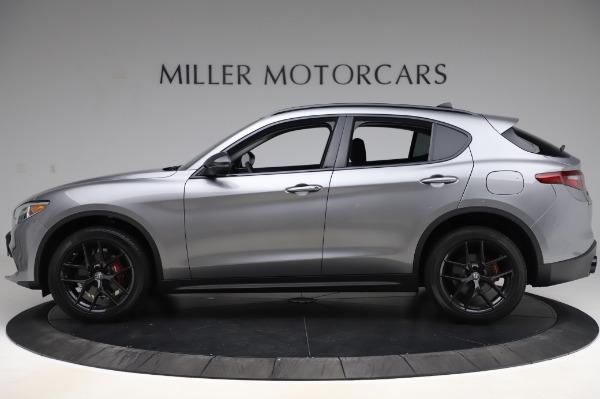 New 2020 Alfa Romeo Stelvio for sale $50,145 at Maserati of Greenwich in Greenwich CT 06830 3